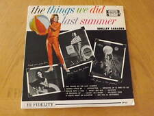 SHELLEY FABARES - THE THINGS WE DID LAST SUMMER (COLPIX LP 431) WHITE DJ PROMO!!