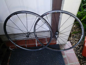 Ultegra WH-RS Tubeless Wheelset 700c 9-10-11 Speed Wheel Set - 11-Speed Freehub