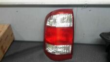 Driver Tail Light Quarter Mounted Fits 99-04 PATHFINDER 328742