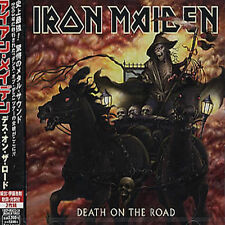 IRON MAIDEN - DEATH ON THE ROAD - NEW JAPAN 2 CD