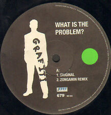 GRAFITI - What Is The Problem? - M.O.D.A. - Music Fashion