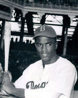 Brooklyn Dodgers JACKIE ROBINSON Glossy 8x10 Photo Print Baseball Poster