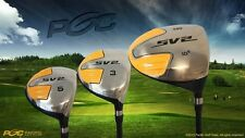 SENIOR NEW MADE DRIVER 1 3 5 FAIRWAY WOOD DRIVERS TAYLOR FIT GOLF WOOD SET