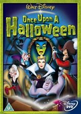 Once Upon A Halloween (Disney) Region 4 New DVD