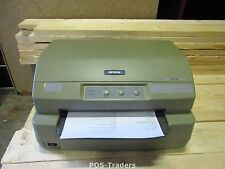 Epson PLQ20 P381A 480CPS 24 Pins Dot Matrix Impact Passbook USB Printer PLQ-20
