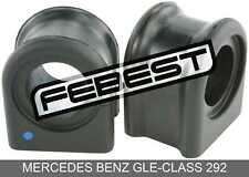 Front Stabilizer Bar Bush Kit For Mercedes Benz Gle-Class 292 (2015-)
