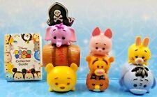 POOH PIGLET HEFFALUMP RABBIT OWL TIGGER EEYORE  Tsum Tsum Disney vinyl Mystery