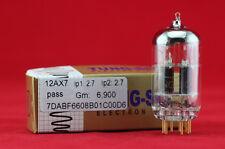 2pcs Tung-sol  12AX7(12AX7B,ECC83,ECC803S) Gold Pins Vacuum Tube Brand New