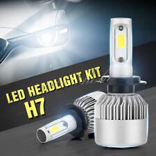 2X H7 200W 23800LM Low Beam LED Headlight Conversion Bulbs White 6000K KIT
