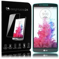 Delightable24 Schutzglas Hartglas Tempered Glass Displayfolie LG G3 - klar