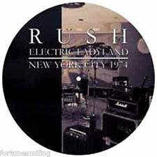 Rush Electric Ladyland 1974 Picture Disc Vinyl LP new sealed ltd ed