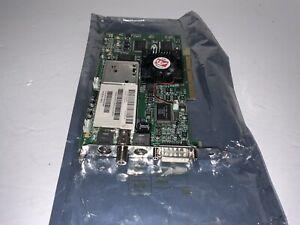 ATI RADEON 245000-001 Compaq 32MB Agp Video Card Tv Tuner Vga Dvi Tv Ports