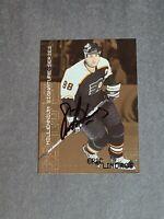 Eric Lindros Auto Philadelphia Flyers 1999-00 BAP Millennium Series