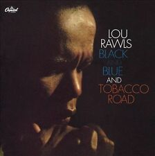 Black and Blue/Tobacco Road by Lou Rawls (CD, May-2006, Pacific Jazz)