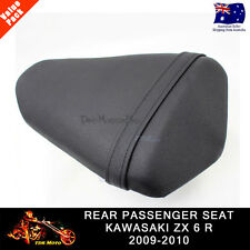 For Kawasaki Ninja ZX 6R ZX6R 636 09 10 2009 2010 Rear Passenger Seat Pillion