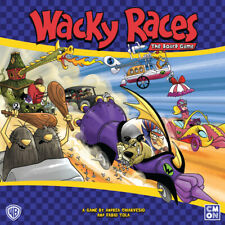 Wacky Races The Board Game - Brand New