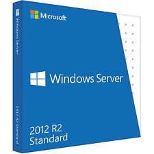 Windows Server 2012 R2 Standard 64bit