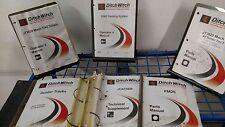 Ditch Witch JT3020 Mach 1 FM25  Parts Manuals