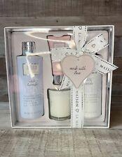 Baylis & Harding Le Maison White Lavender Boxed Set