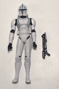 Star Wars HARDCASE The Clone Wars TCW 501st Republic Clone Troopers Figure