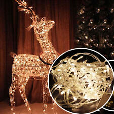 2M 10M 100M 20~1000 LED Bulbs Xmas Fairy Party String Lights Lamps Waterproof