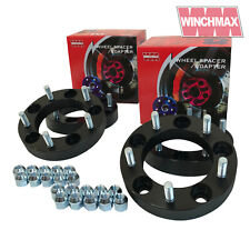 Suzuki Jimny SJ Samurai Vitara Grand Vitara Wheel Spacers 30mm BLACK  T5
