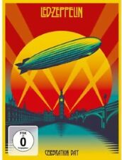 Led Zeppelin - Celebration Day (Blu-Ray Case) (NEW 2 x CD+BLU-RAY)