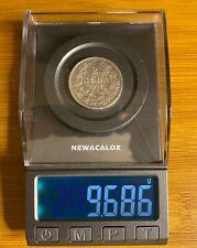 Bulgaria 1912 2 Leva 0.835 Silver World Coin —w/mass! — Km# 32