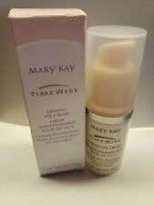 Mary Kay TimeWise 003209 FIRMING EYE CREAM .5 oz net wt reduces fine lines