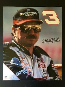 "Dale Earnhardt ""3"" NASCAR Poster 20x16 - Original!"