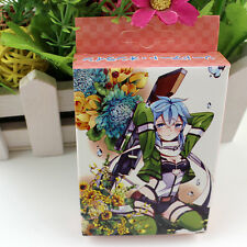 Sword Art Online/SAO colorful poker cards/cartoon/anime desk poker/playing cards
