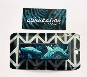 Zox Strap * Connection * Mushrooms, Snail, Fireflies In Forest Scene
