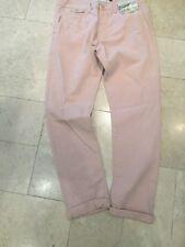 Moto Men's Skinny Pink Trousers UK 36
