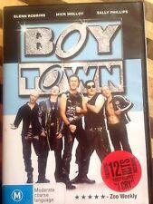 BOY TOWN GLENN ROBBINS-MICK MALLOY & SALLY PHILLIPS * USED   DVD *