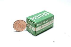 Walter Kunik Superpanfilm 16 Ex. für Petitux Subminiatur Kamera (NEU/OVP)