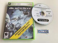 Blacksite - Promo - Microsoft Xbox 360 - PAL EUR