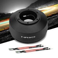 Black Aluminum NRG SRK-162H Steering Wheel Hub Adapter For 97-99 Ford F-250