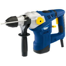 Draper 83590 SDS+ ROTARY HAMMER DRILL KIT (1500W) Breaking/Demolition/Holes NEW