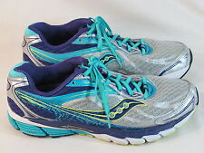 Saucony PowerGrid Ride 8 Running Shoes Women's Size 10.5 US Excellent Plus