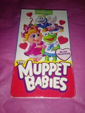 The Muppet Babies Be My Valentine VHS