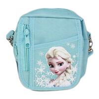 New Walt Disney Frozen Elsa Blue Crossbody Swingpack Shoulder Bag Girls Kids