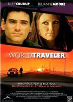 DVD ☆ WORLD TRAVELER ☆ BILLY CRUDUP / JULIANNE MOORE ☆ OCCASION