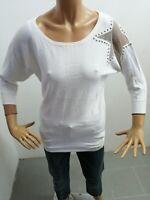Maglione GUESS donna taglia size XS woman sweater pull maglia P6099