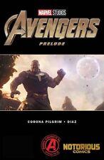 Marvels Untitled Avengers Prelude #2 Marvel Comics 1st Print EXCELSIOR BIN