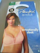 "NWT - PLAYTEX ""18 Hour"" bra - #4803 - sz 42B - Pink - ""Sensationally Sleek"""
