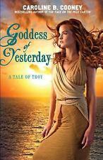 Goddess of Yesterday by Cooney, Caroline B.