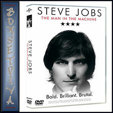 STEVE JOBS - THE MAN IN THE MACHINE *BRAND NEW DVD ****