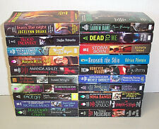 Paranormal / Dark Fantasy Lot (20) SC ~ All Listed ~ Richelle Mead ~ Nina Bangs