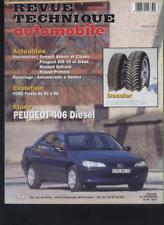 (180) Revue technique automobile Peugeot 406 diesel / évolution FORD Fiesta
