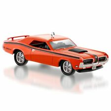 2015 Hallmark 1970 MERCURY COUGAR ELIMINATOR Ornament CLASSIC AMERICAN CARS #25